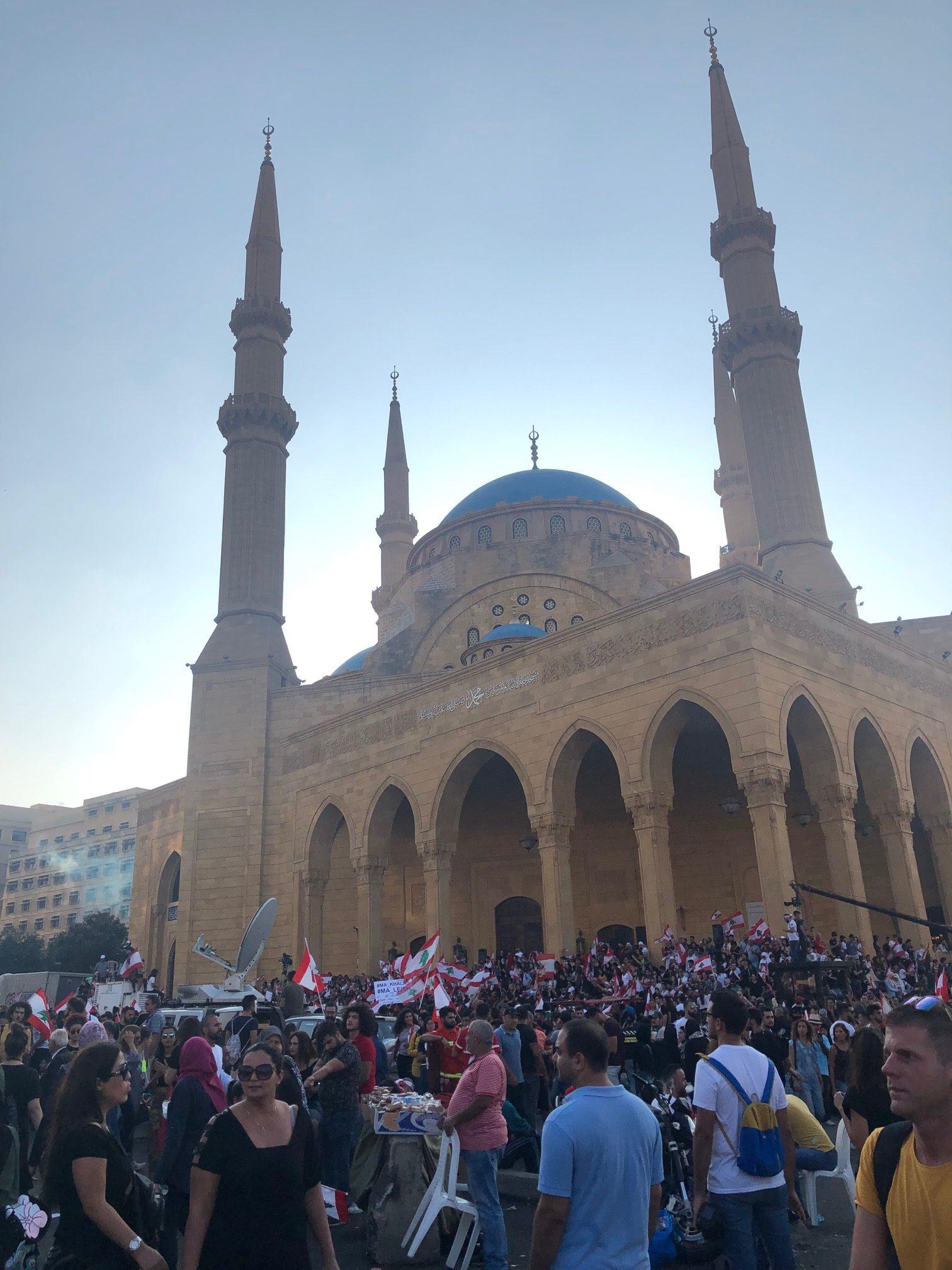 im Ausland leben, Expat Coaching, Revolution im Libanon